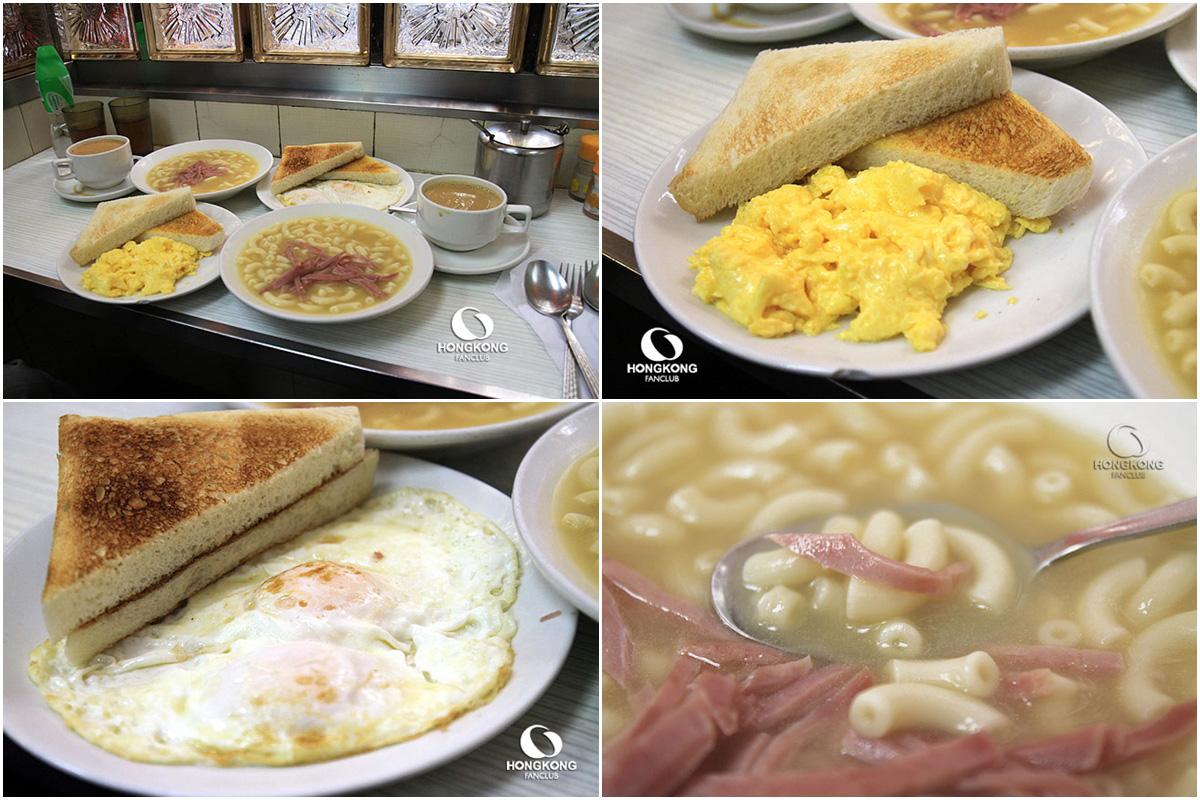 อาหารเช้า ย่าน จอร์แดน