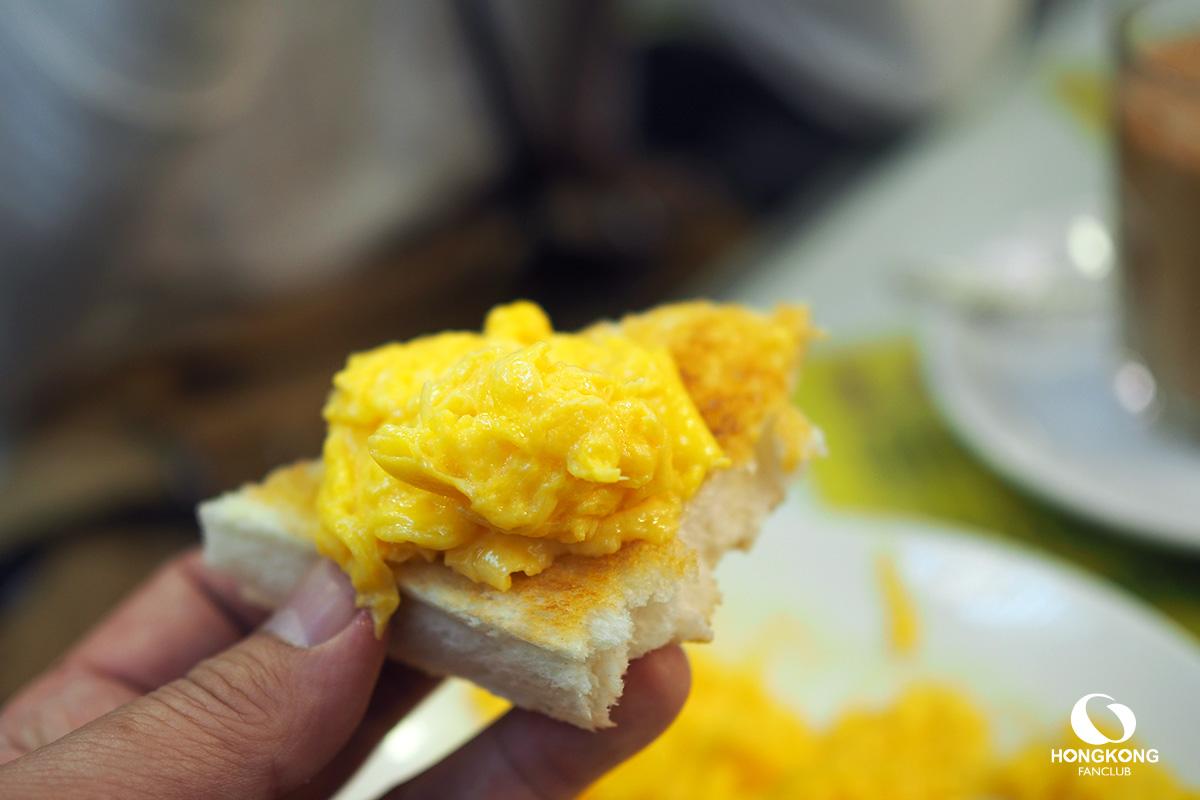 อาหารเช้า จอร์แดน ฮ่องกง