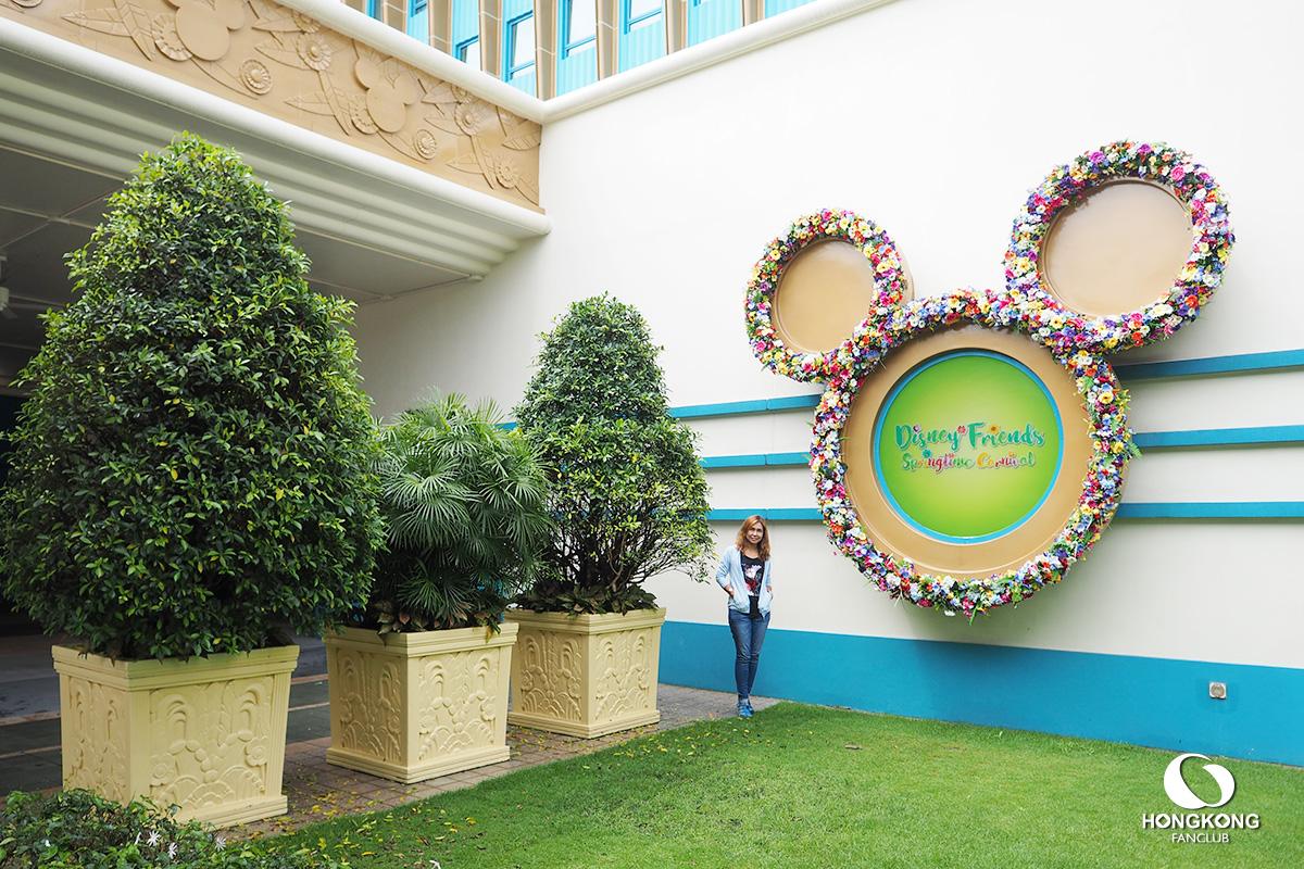 โรงแรม ดิสนีย์ ฮอลลีวู้ด ฮ่องกง