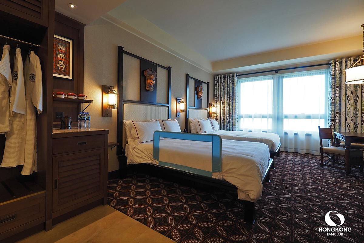 รีวิว โรงแรม ฮ่องกง ดิสนีย์แลนด์