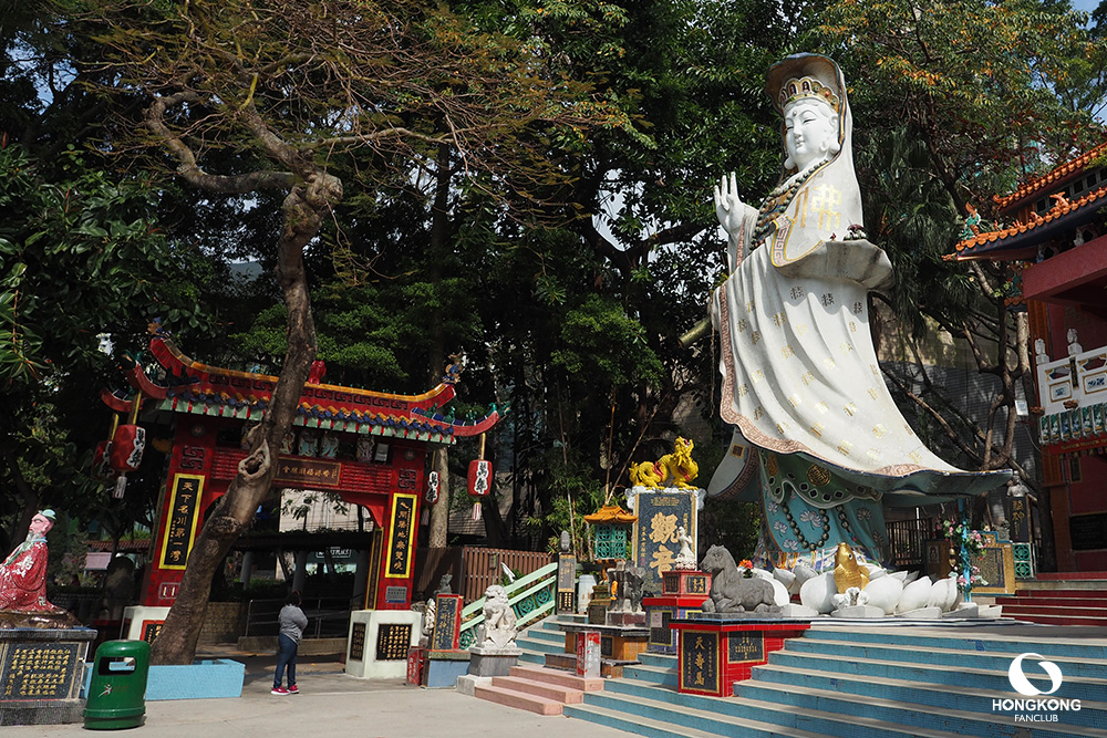 Tin Hua Temple