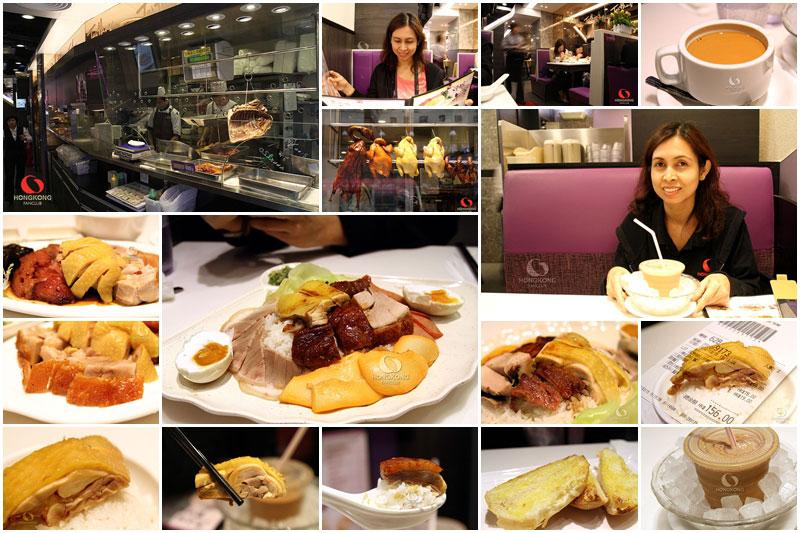 Tai Hing อีก 1 ร้าน อร่อย คุ้มค่า เมนูภาษาอังกฤษ พนักงานพูดอังกฤษได้