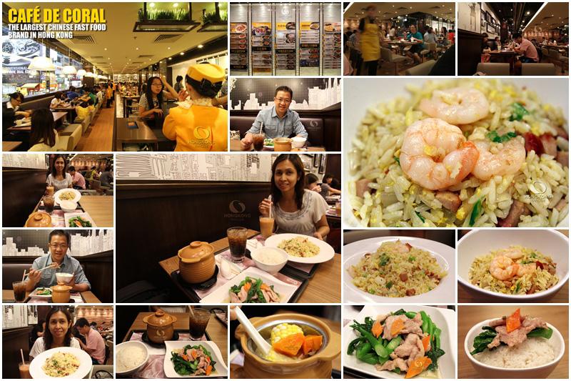 Cafe de Coral ร้านอาหารจานด่วน ราคาประหยัด ที่มีสาขามากที่สุดในฮ่องกง