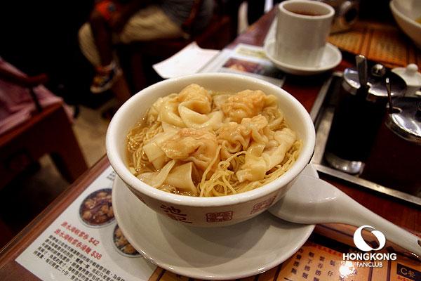 Chee Kei บะหมี่ไข่ เกี๊ยวกุ้ง เมนูสุด Classic ของฮ่องกง
