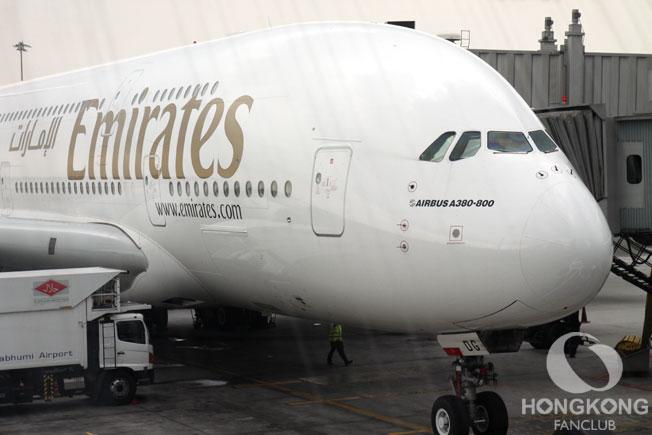 รีวิวเจ้าปลาวาฬ : Emirates A380 Superjumbo
