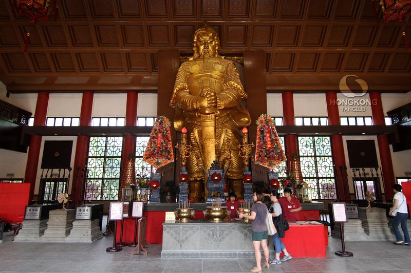 วัดกังหัน หรือ วัดแชกงหมิว (Che Kung Temple)