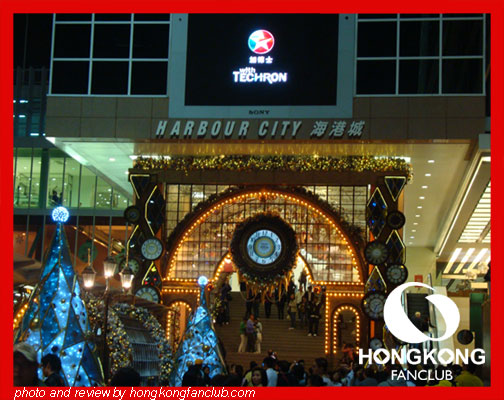 Harbour City – ห้างสรรพสินค้าที่ใหญ่ที่สุดแห่งหนึ่งย่าน Tsim Sha Tsui