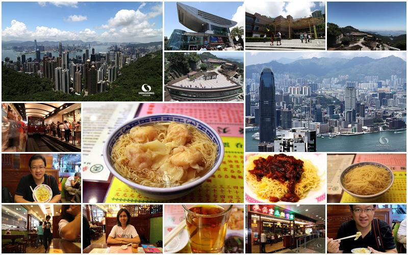 Mak's Noodle สาขาที่สูงที่สุดในฮ่องกง อิ่มอร่อยพร้อมวิวสวยๆ