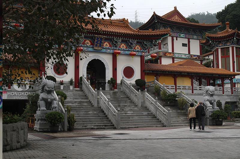 อุทยานพระโพธิสัตว์กวนอิม (Western Monastery) ติดกับวัดหยวน หยวน เรื่องกี่เพ้า