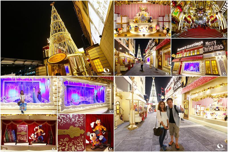 ลายแทง ถ่ายรูปสวยๆ ใน เทศกาลคริสต์มาส ยิ้มรับปีใหม่ที่ฮ่องกง 2015