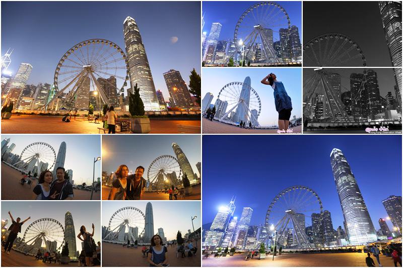 The Hong Kong Observation Wheel สถานที่ท่องเที่ยวใหม่ล่าสุด (2014)