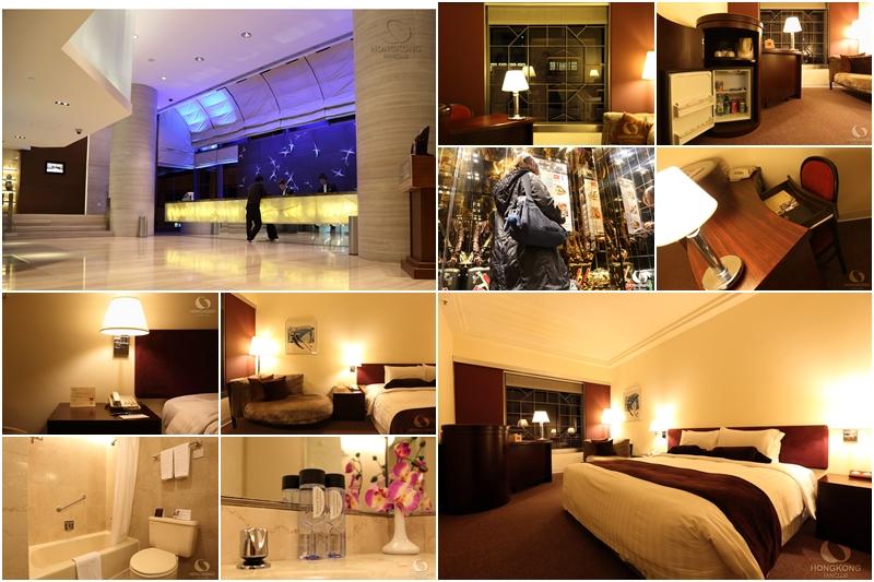 Prudential hotel ติด MTR สถานี Jordan ตรงข้าม Temple Street
