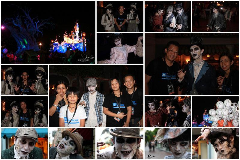 ร่วมสัมผัสประสบการณ์สนุกสุดหลอน กับ Disney's Haunted Halloween (2011)