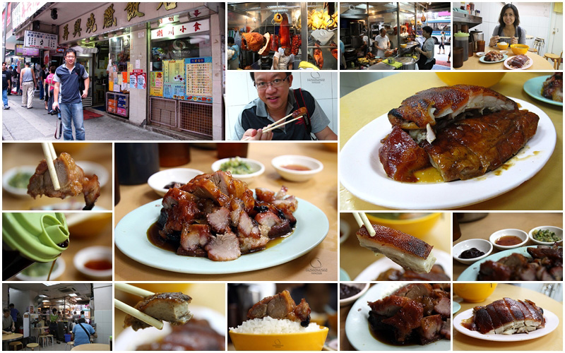 Joy Hing Food Shop สุดยอดหมูแดง ห่านย่าง ราคาประหยัด Wan Chai