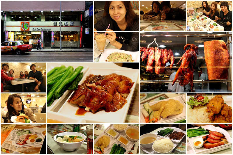 Kai Kee Restaurant หมูแดงอร่อยๆ ตรงข้ามโรงแรม Guangdong Hotel