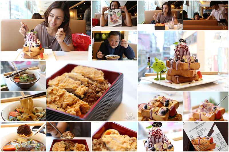 Tea Wood Taiwanese Cafe & Restaurant ร้านยอดนิยมของวัยรุ่นฮ่องกง