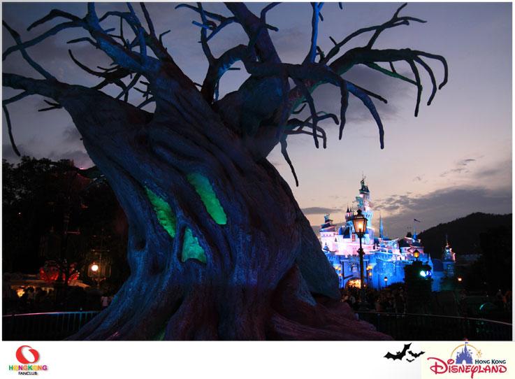 Disney's Haunted Halloween ประสบการณ์ผี ๆ ที่น่าประทับใจ @ Hong Kong Disneyland (2011)