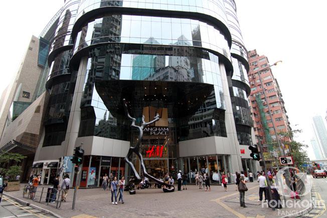 Langham Place โรงแรมสุดหรูใจกลางแหล่งช๊อปปิ้งย่าน Mongkok