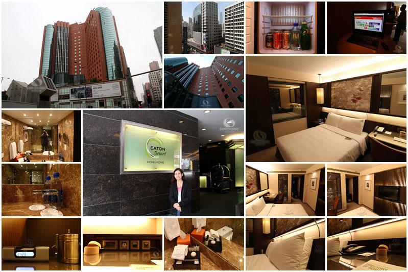 The Eaton Hotel โรงแรมยอดนิยมตลอดกาล ย่าน Jordan ตกแต่งสไตล์โมเดิร์น