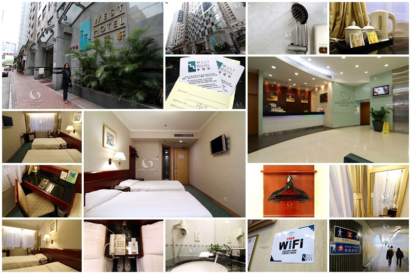 West Hotel ย่าน Jordan สะดวก ราคาประหยัด ใกล้ MTR