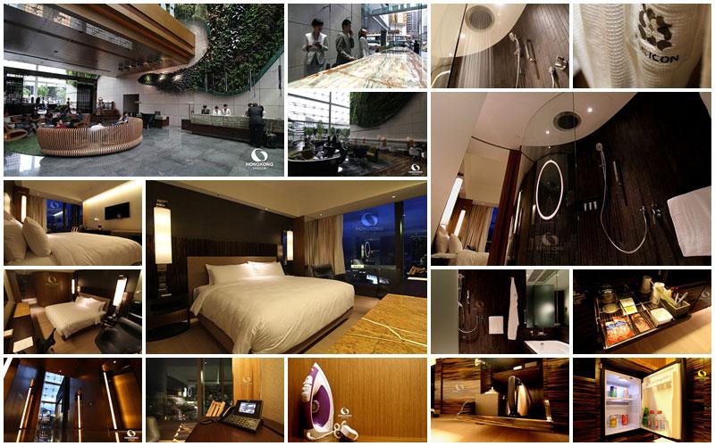 Hotel Icon หรูหรา เน็ตฟรี มินิบาร์ฟรี ห้องใหญ่ ใหม่กิ๊ก