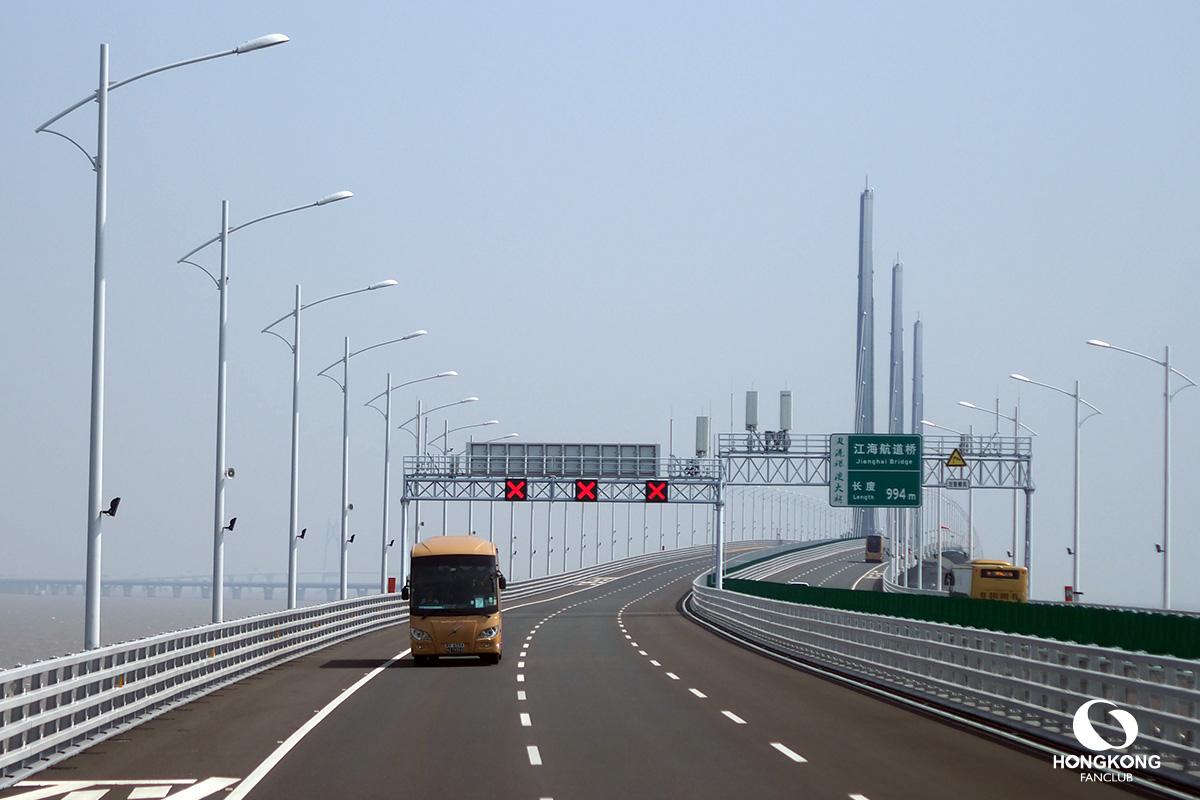 สะพานฮ่องกง จูไห่ มาเก๊า