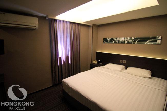 Kings De Nathan โรงแรมเล็ก ๆ สะอาด ราคาประหยัด ใกล้ MTR ย่าน Yau Ma Tei