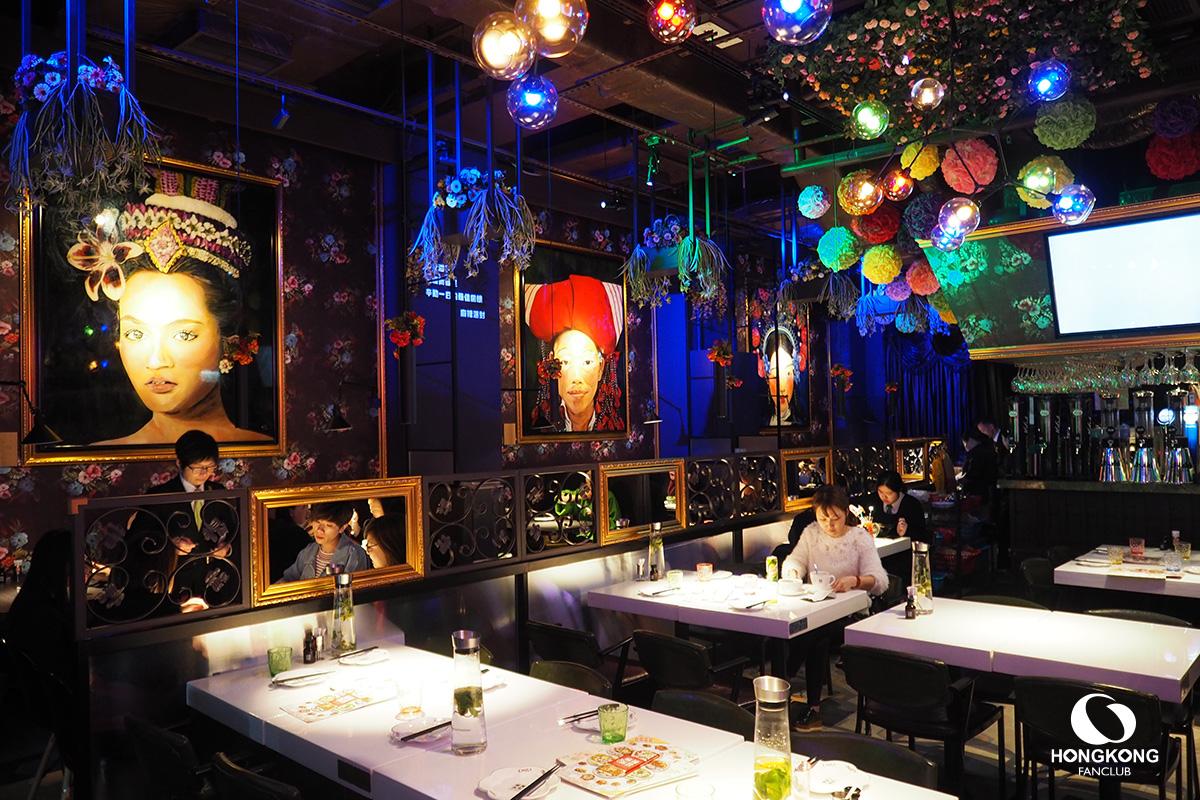 ร้านอาหาร ฮ่องกง