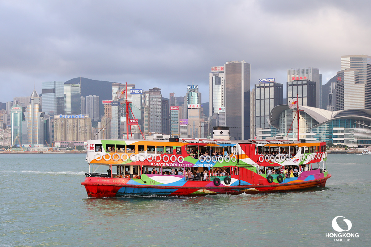 Star Ferry ฮ่องกง