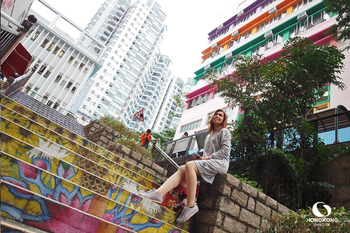 จุดถ่ายรูป ฮ่องกง 2019