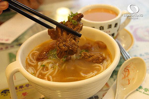 Tsui Wah Restaurant อีกทางเลือกของอาหารเช้าในฮ่องกง