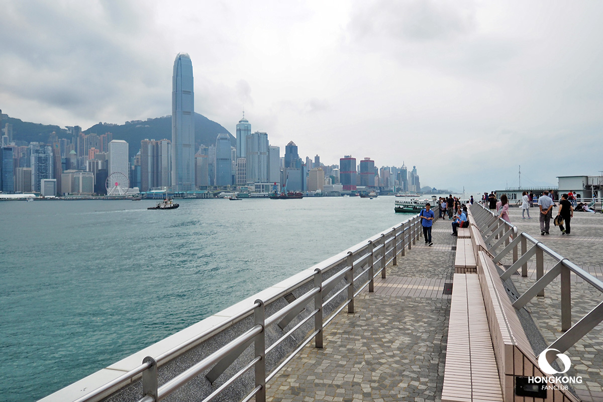 avenue of stars ฮ่องกง