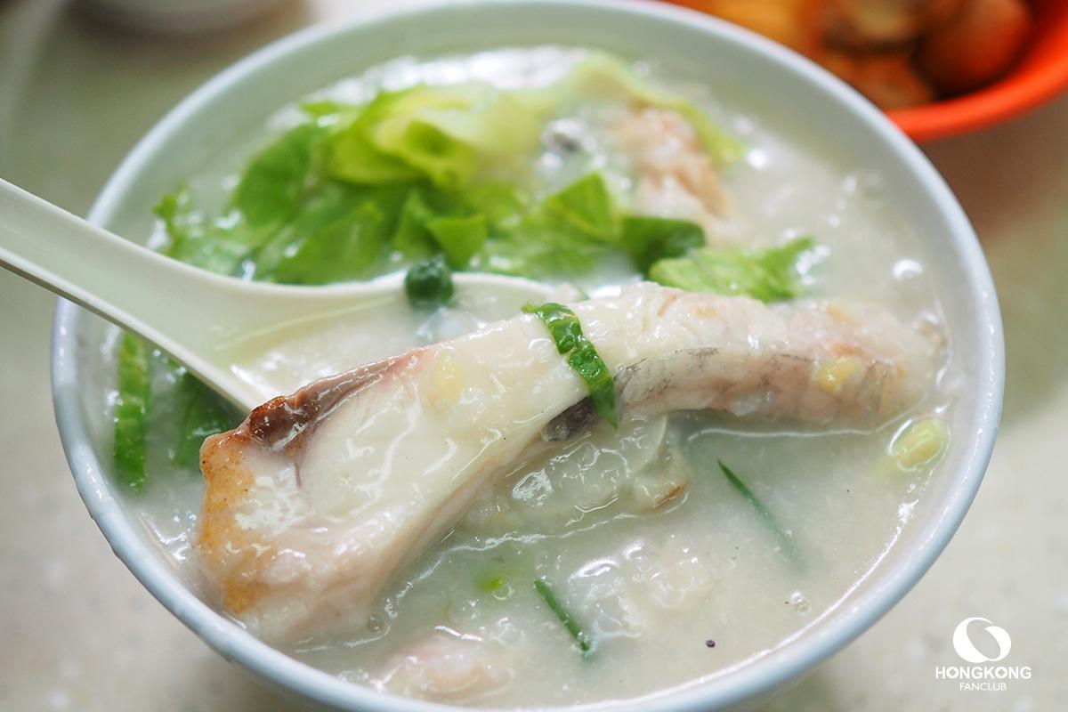 โจ๊กปลาฮ่องกง