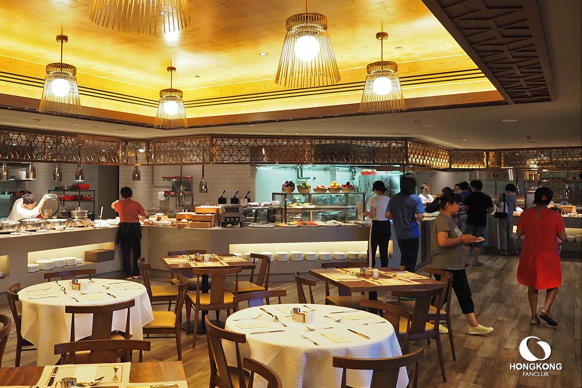 อาหารเช้า ฮ่องกง ดิสนีย์ แลนด์