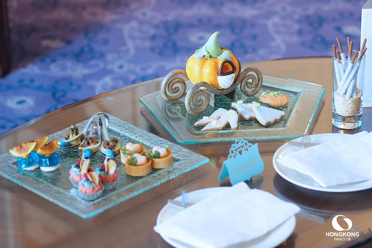 Cinderella Platter